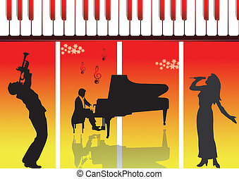 1, música, paixão