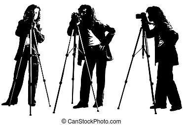1, photographe