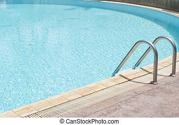 1, piscine, natation