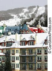 1, recurso, esquí