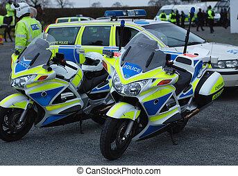 1, rendőrség, motorbiciklik