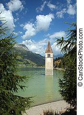 1, reschen-lake