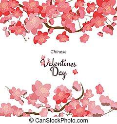 1, saint-valentin, chinois