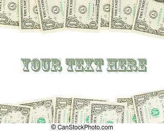 1, stanza, testo, dollaro, ci, effetti, repeatable, valuta, seamlessly, tileable