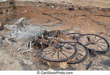 1, thracian, enterrement, -, ancien, la plupart, siècle