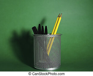 1, titolare matita
