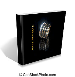 1 wedding ring book