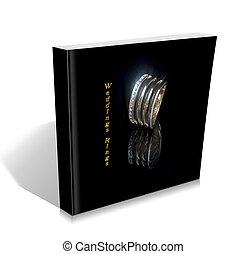 1 wedding ring book
