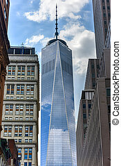 1 World Trade Center - New York City