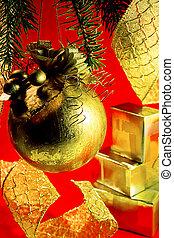 (1), xριστούγεννα , εύθυμος