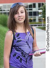 10代少女, ebook