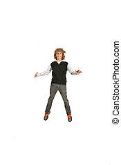 10代少年, 跳躍