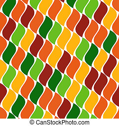 10, abstratos, pattern., seamless, eps, vector.