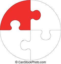 10, astratto, puzzle