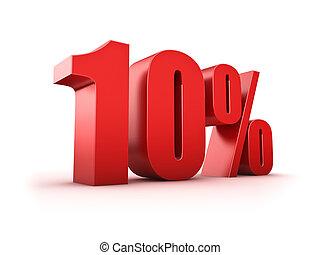 10, cento
