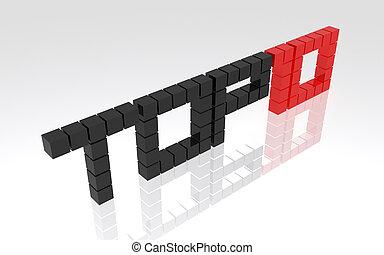 10, cima