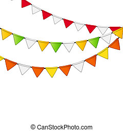 10, illustration., eps, bandiera, vettore, fondo, festa