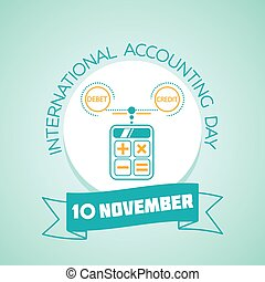 10 november International Accounting Day