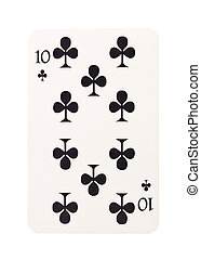 10, of, clubs