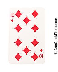 10, of, diamonds