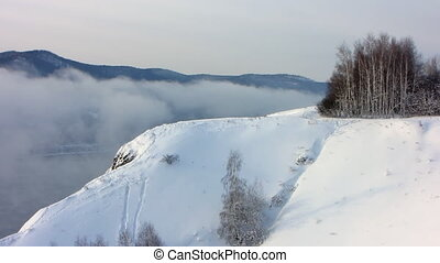 10, paysage hiver