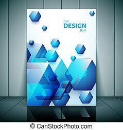 10., presentation., business, aviateur, édition, couverture...