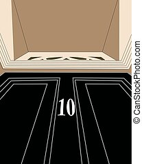 10, rua downing
