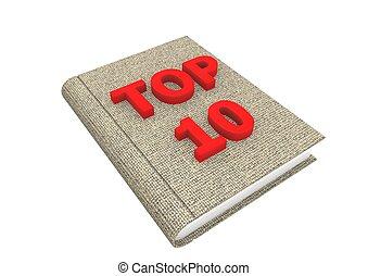 10, sommet, livres, mieux, vendeur