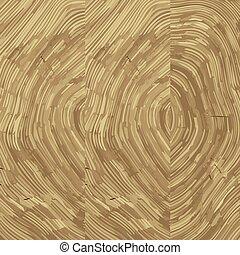10, toco, seção, árvore, crucifixos, ilustração, eps, vetorial, fundo, textura