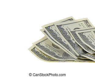 100 δολάριο , us., απομονωμένος