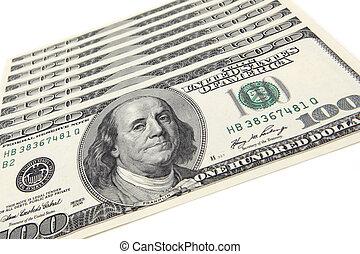 100, ビルズ, ドル