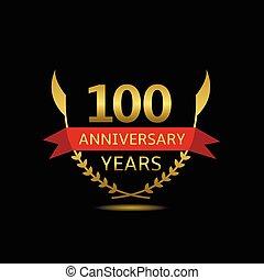 100 Anniversary years