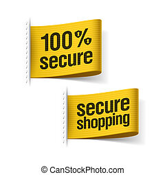 100%, assicurare, shopping