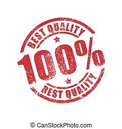 100% Best quality Stamp