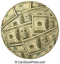 $100, boll, lagförslaget