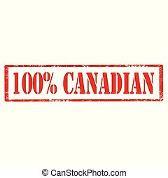 100%, canadese