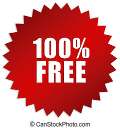 100 cent, gratuite