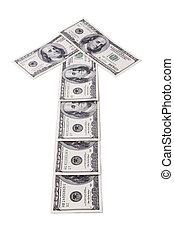 100 dollar bills