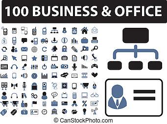100, empresa / negocio