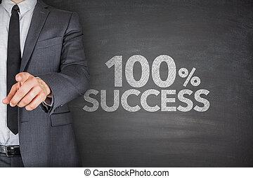 100%, framgång