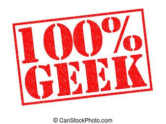 100% GEEK