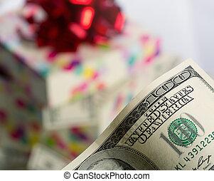 $100, lagförslaget, dollar