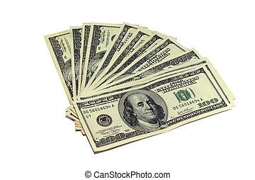 100, lagförslaget, dollars