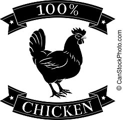 100 percent chicken food label - 100 percent chicken food...