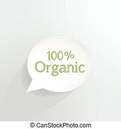 100 Percent Organic