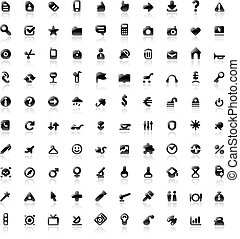100 perfect icons