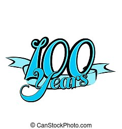 100 years Vector Clip Art Illustrations. 582 100 years ...