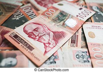 1000, dinarer