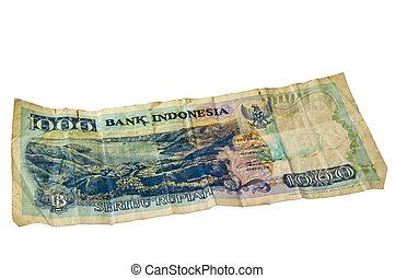 1000 Rupiah of Indonesia