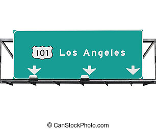 101 Freeway Los Angeles